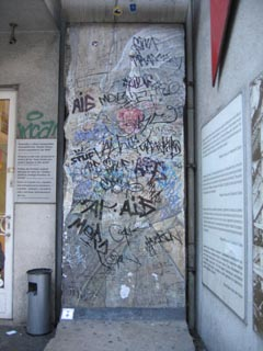 Part of the Wall